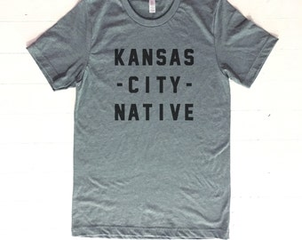 Kansas City Native Tee- Heather Z