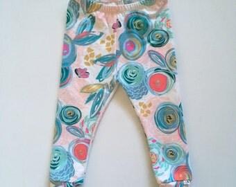 Blooms/Infant/Toddler Knit Leggings-Joggers