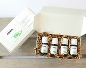 RESERVED for Kim - Essential Oil Set, Essential Oils and Essential Oil Blends