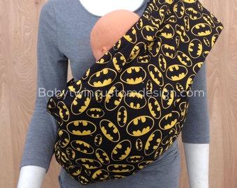 Sling Baby Carrier- Batman