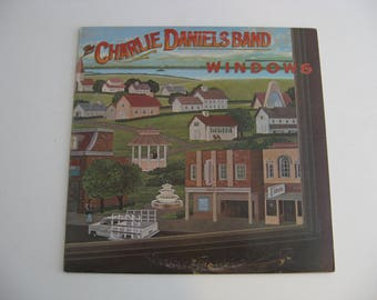 The Charlie Daniels Band - Windows - Circa 1982