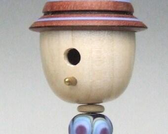 Little Birdhouse Ornament/Fan Pull/Light Pull EXTREME