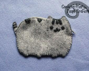 Pusheen the Cat coin purse