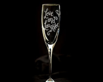 Personalised Champagne Flute Glasses, Custom Champagne Glass, Hen Night Gift Ideas, Celebration Glasses,Mothers Day Gifts