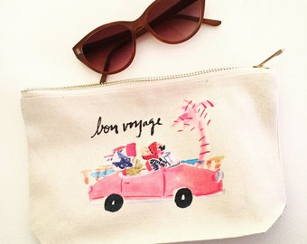 Palm Springs Pouch