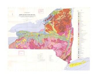 Soil Map Of New York