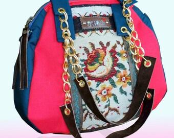 """Handbag """"Beautiful Rose"""