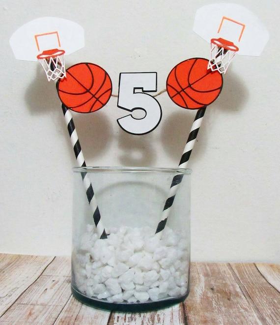 Basket Ball Cake topper