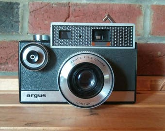 Argus Autronic I 35mm Film Rangefinder Camera