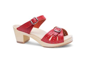 SALE 30% OFF! NEW Strap Sandal / Womens Sandals / Leather Sandals / Strap Leather Sandal / Summer Shoes / Clog Sandal / Sandgrens / Austin