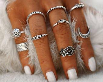 Set of rings / 9 units