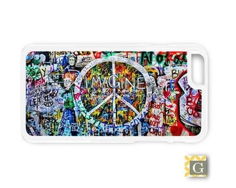 Galaxy S8 Case, S8 Plus Case, Galaxy S7 Case, Galaxy S7 Edge Case, Galaxy Note 5 Case, Galaxy S6 Case - Imagine Graffiti