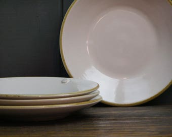 Dinner Plates - Hand Thrown Pottery
