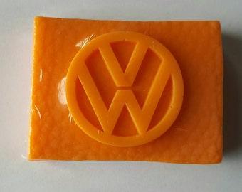 Vw, Volkswagen Soap, Shea Butter soap
