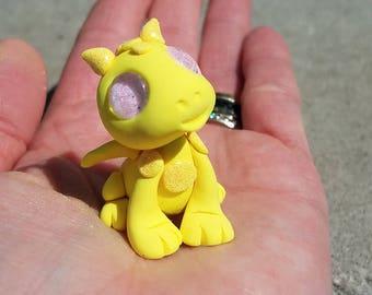 Pink lemonade baby dragon