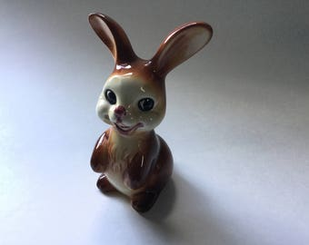 Vintage Rabbit Figurine/Goebels Rabbit/1961/KT 178 I /West Germany