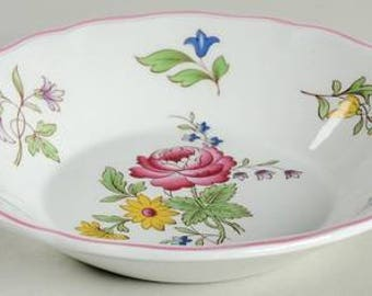 Spode 'Marlborough Sprays' Fruit Bowl