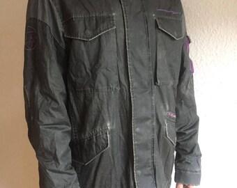 Rock Smith Tokyo's Winter Jacket / Parka, Large, Unisex