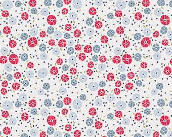 Charleston - Barnacles Cherry - Amy Sinibaldi - Art Gallery Fabrics (CHA-41703)