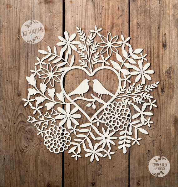 Influential image for free printable paper cut templates