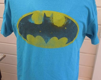 Size L+ (49) ** Batman Shirt (Single Sided)