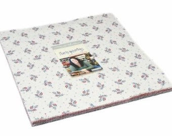 """Liberty Gatherings by Primitive Gatherings for Moda Layer Cake 10"""" Squares 1200lc"""