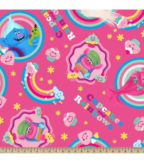 Trolls fleece blanket | Pokemon Fleece Material | Peanuts Fleece Blanket | Cartoon Fleece | For the home | Kids | Nintendo | Zelda | bedding