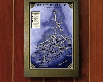 Map of Rapture