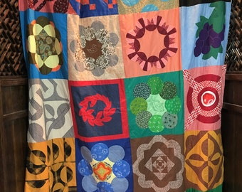 Really  crazy quilt top