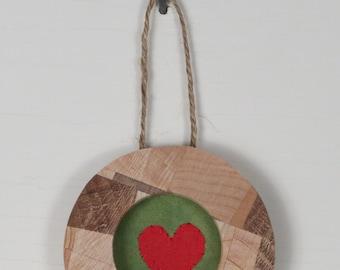 Heart Ornament 1