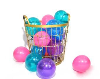 Jewel Toned Mini Balloons Assortment