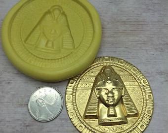Egyptian pharaoh Mold Silicone