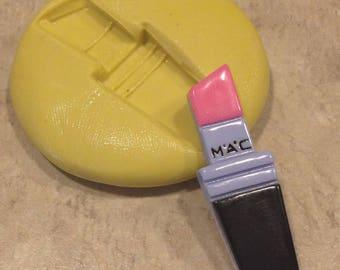 Lipstick Makeup Cosmetics Mold Silicone