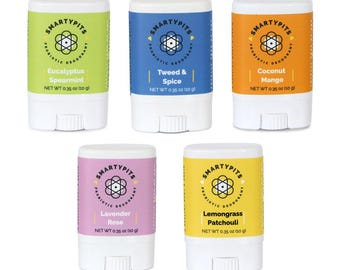 Travel-Size Natural Deodorant