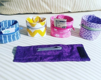 Wrist Wallet - Multiple Styles Available