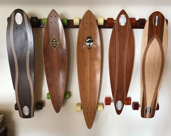 5 Board Custom Skateboard Hanger