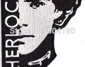 Sherlock Holmes Movie TV Patch - Iron On or Sew On - Sherlock Holmes - Free Shipping.