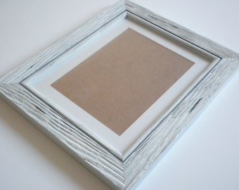 """Photo frame distressed frame 10x10"""" driftwood frame woodworking crafts rustic wall decor CHOOSE Colors shabby chic frame solidwoodshop"""