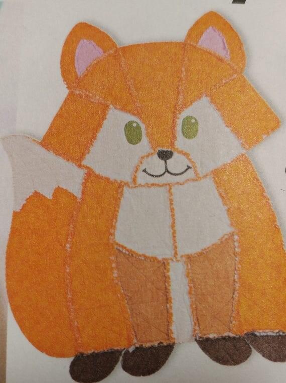 Fox Rag Throw