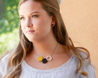 Colombia Milda Tagua Necklace Eco Friendly Chain Sustainable Necklace