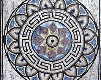 Mosaic Designs - Romania Aquilla