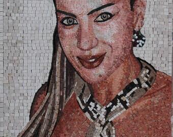 Photo Customized Mosaic