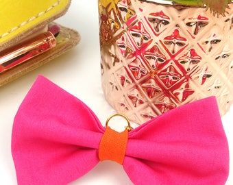 Modern Bright Planner Bow Charm