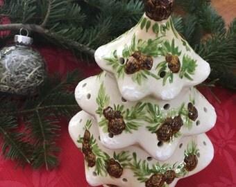 Gumdrop Tree Candy Dish/Centerpiece