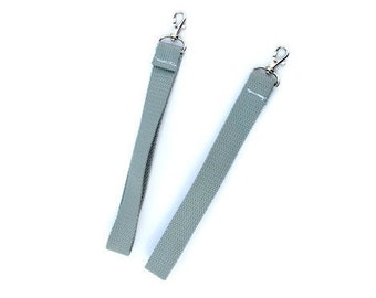 Grey Stroller Straps - Wholesale Pricing - Diaper Bag