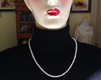 SALE: Pearl Necklace