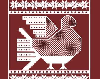 Muravanka embroidery- book in Russian in PDF format