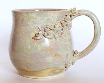 Crystalline Flower Mug (16 fl oz)