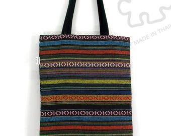 Tote bag, Cotton bag, Book bag, Shopping tote, Gym tote, Summer bag, Napalese tote bag, Tribal lover