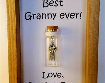 Granny gift, Gifts for granny, Granny, Personalised granny gift Granny. Add names or your own message.